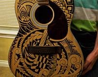 Tribal Guitar 1