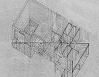 CF Proyecto Habitar (201401) Casa entre medianeras