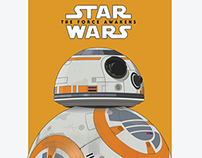 BB-8 Illustration
