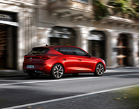 The all New Seat Leon 5D