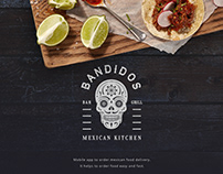 Mexican Kitchen App