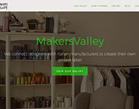 MakersValley Website