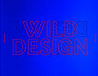 Baillat 2 year anniversary posters - WILD DESIGN