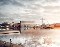 Shipyard Beckholmen Competition