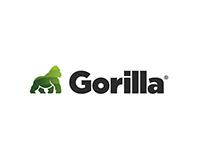 Gorilla - Brand Identity
