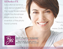 Designs for Print & Digital - Ruff Plastic Surgery