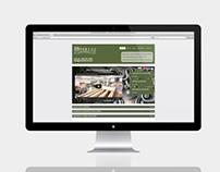 PR Millwork Site Design