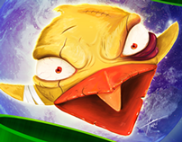 Flappy Bird Against The Wolrd