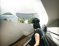 Zaha Hadid's BEKO Project