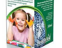 HealthAid • Packaging