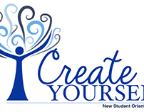 Creighton University New Student Orientation Logo 2014