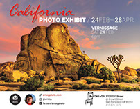 California Photo Exhibit