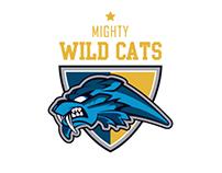 Wild Cats Logo