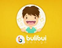 Bulibui Design Wallpaper