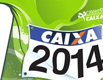 Mascote - Circuito Caixa 2014