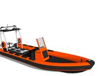 Taurus: Rigid Inflatable Boat
