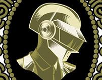 Daft Punk Camafeo prototipo