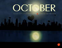 Monthly Wallpapers 2013