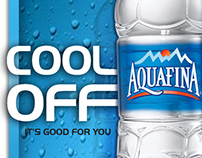 Aquafina Water - Retail POS