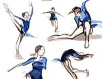Sochi Olympic 2014 Gestures