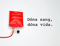 DÓNA SANG, DÓNA VIDA | espot publicitari