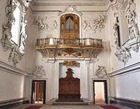 Oratorio di San Mercurio - Palermo ITA www.pmocacrd.it