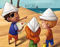Agenda Infantil 2014