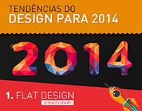 Infográfico: Tendências do Design para E-Commerce 2014