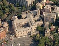 Restoration of San Gerolamo's convent
