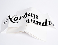Norðanvindur – Poetry Book