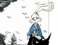 Usagi Yojimbo fanart
