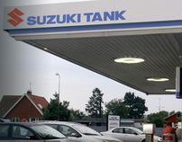 Suzuki tank station