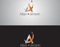 New Allan + Jenson Project Logo