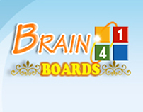 Brain Boards Game App