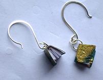 Miniature Book Jewelry