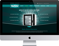 Quatro Kitchen Web Design