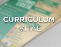 Curriculum Vitae - Personal Branding