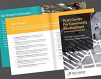 Pratt Center Nonprofit Brand Strategy & Identity