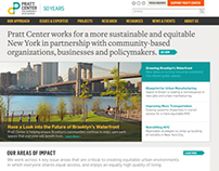 Pratt Center Website