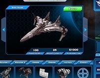 Spaceship Battle UX case study