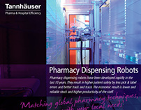 Tannhauser corporate brochures