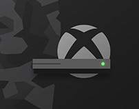 Concept: X Box Companion App Icons