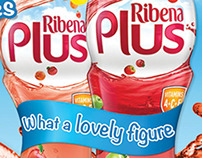 RIbena Plus - POS Displays & Supporting POP Material