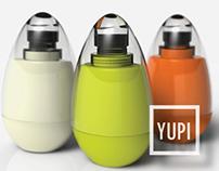 YUPI - an egg yolk separator