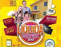 Campanha / Liquida Campina 2013