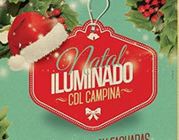 Natal Iluminado CDL Campina Grande