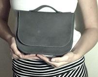 Grey Saddlebag