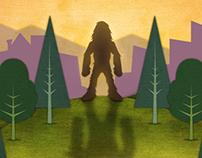 Sasquatch Village Movie Poster