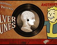 Silver Tunes Propaganda Poster