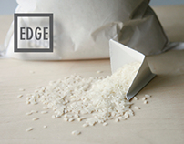 EDGE - a rice bag